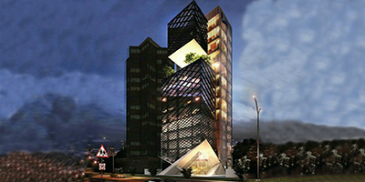 Artistic-Tower